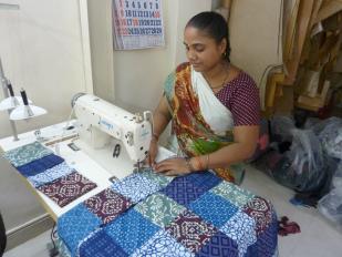 Upcycling fabrics