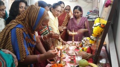 Diwali Pooja @ Nirman
