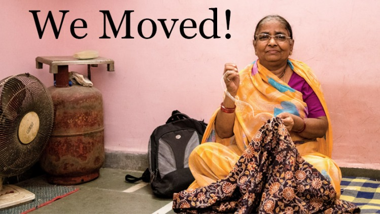 We-Moved!